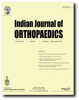 Indian J Orthopaedics